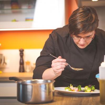Photo de plat cuisine domcile charente charente maritime for Cuisinier domicile